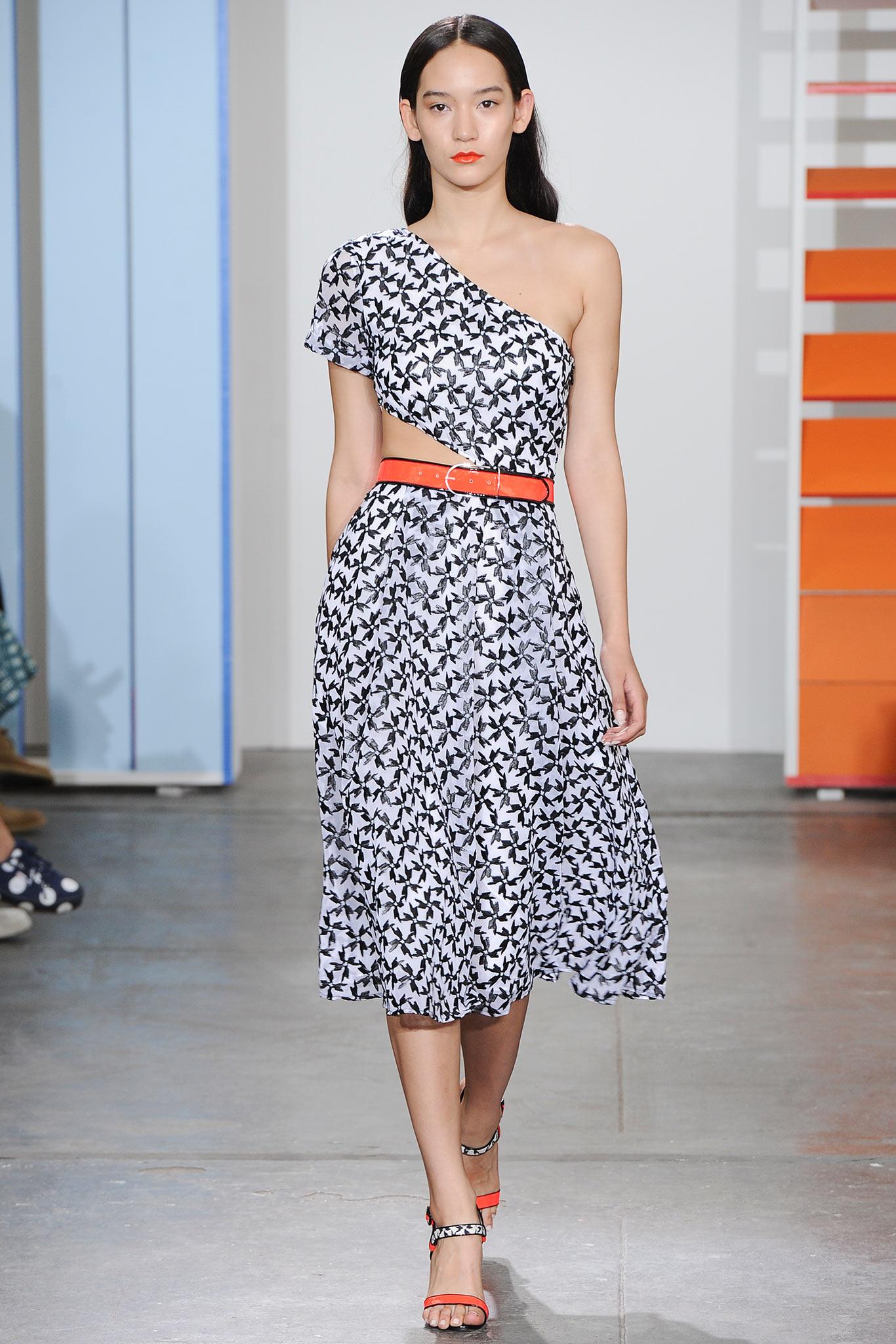 Tanya Taylor Spring Summer 2015 New York Fashion Week Bessd