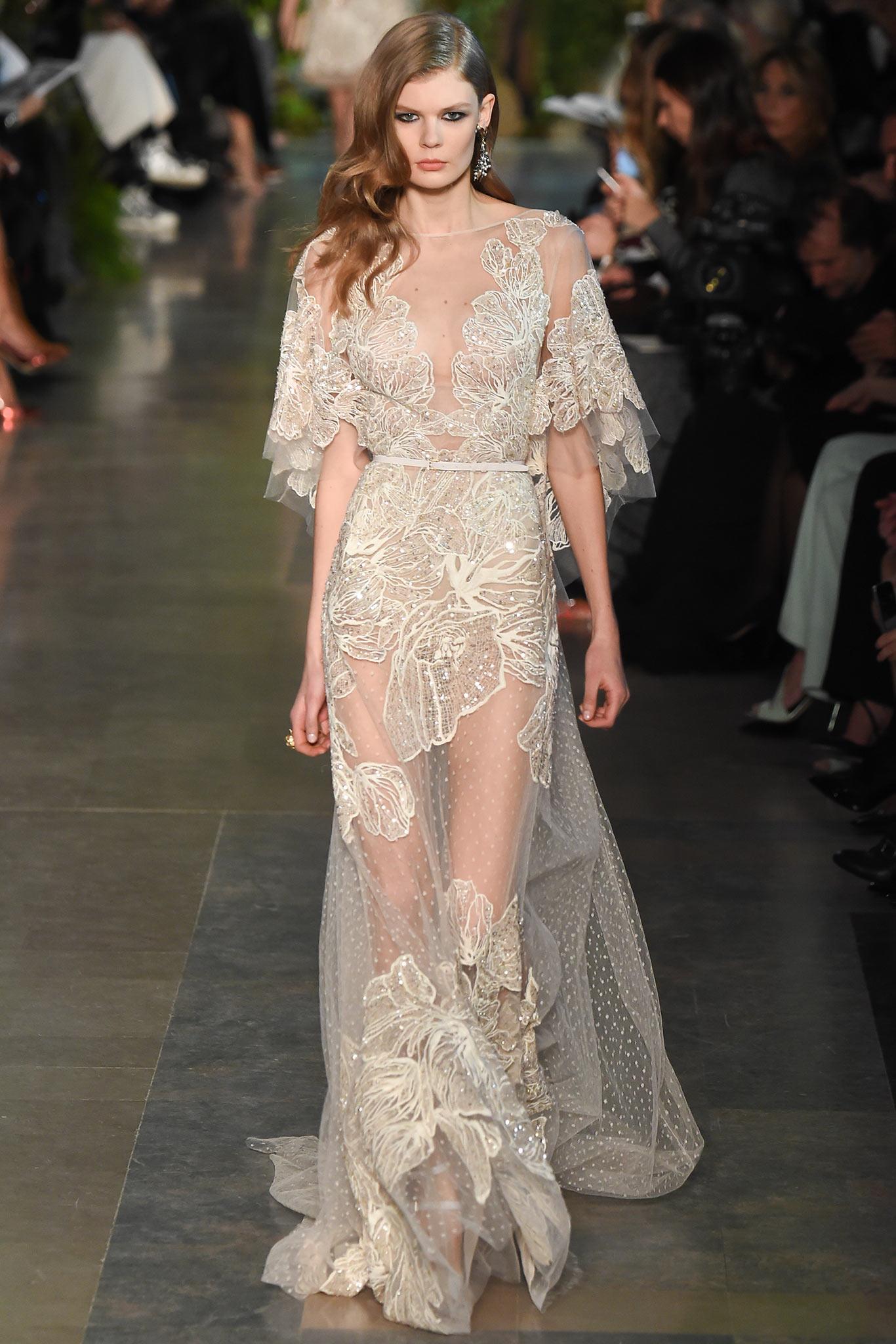 Elie Saab Spring/Summer 2015 Couture