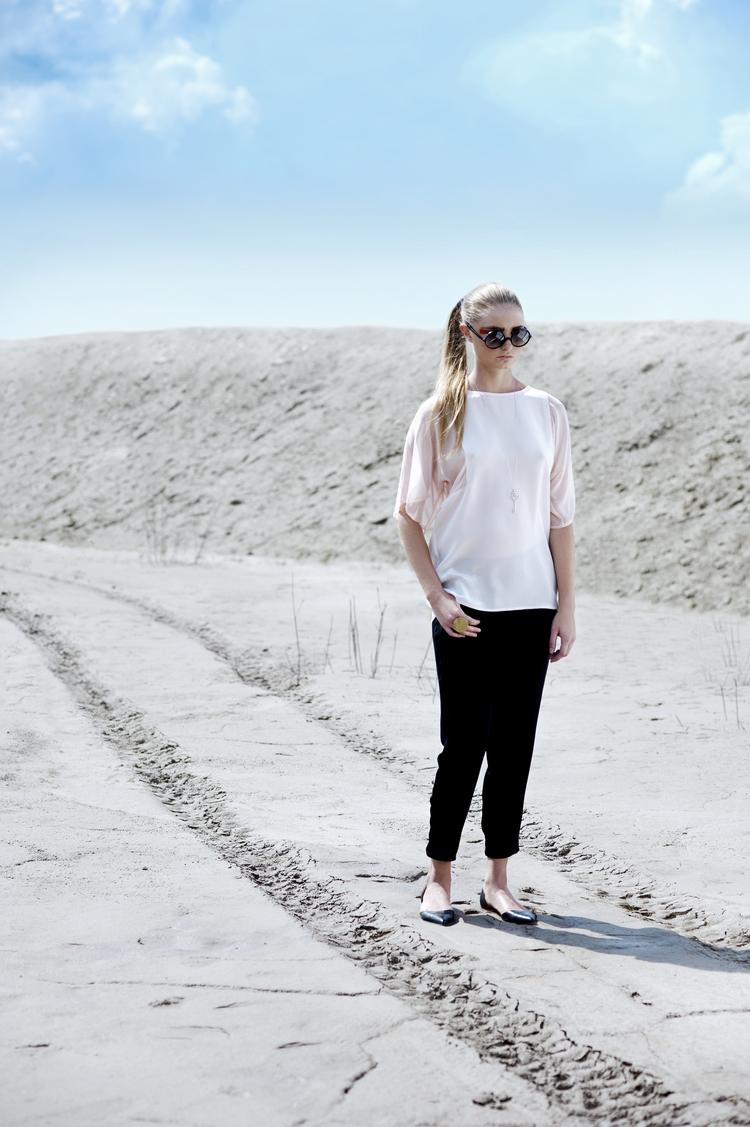 PAOLA HERNANDEZ SPRING/SUMMER 2015 (CAPSULE) NEW YORK WOMEN