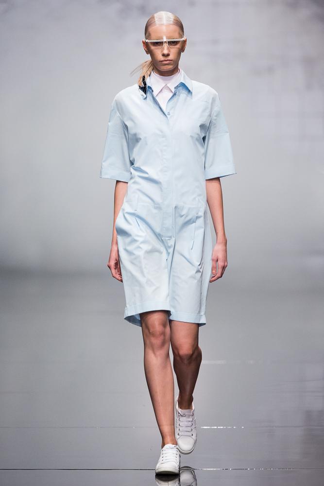 VICTORIA ANDREYANOVA SPRING/SUMMER 2015 TRANOI NEW YORK