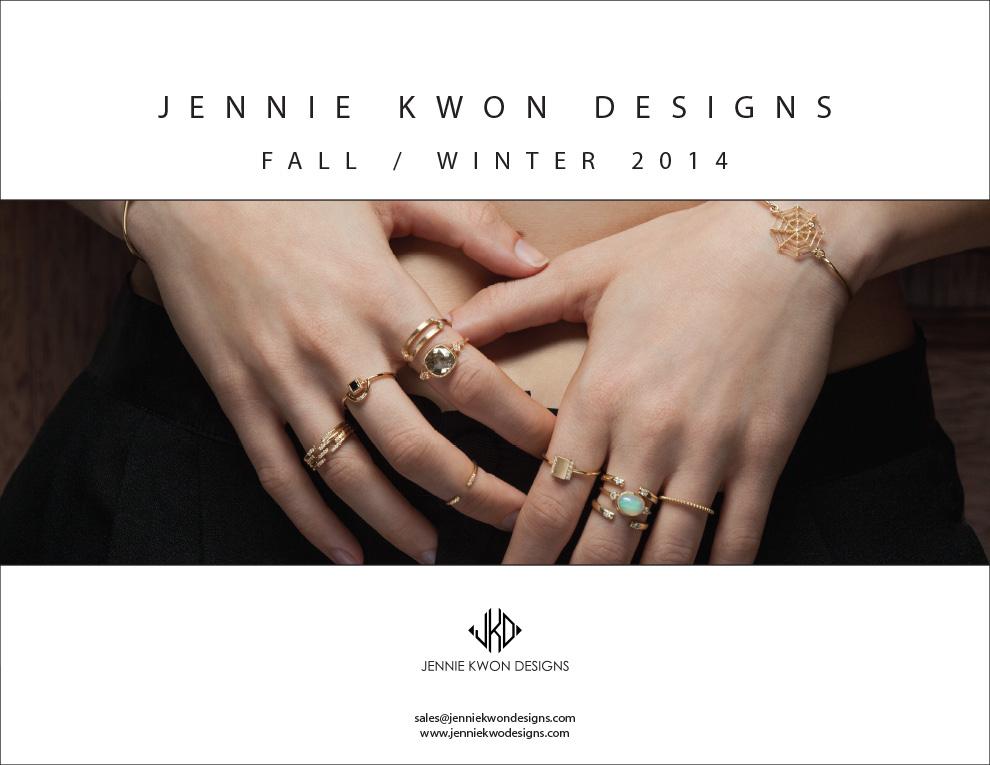 JENNIE KWON SPRING/SUMMER 2015 COEUR NEW YORK