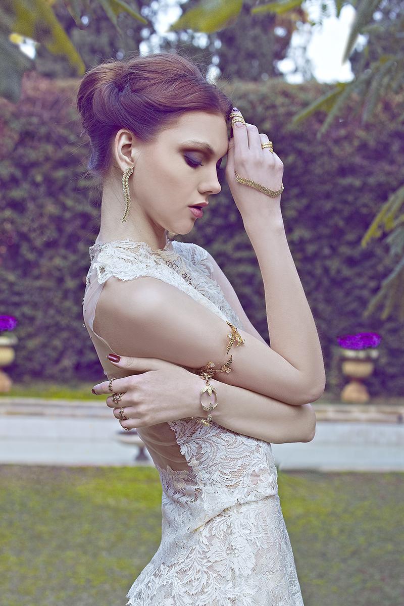 JOANNA LAURA CONSTANTINE SPRING/SUMMER 2014 TRANOI NEW YORK