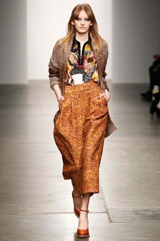 KAREN WALKER AW15'16 READY-TO-WEAR NEW YORK FASHION WEEK