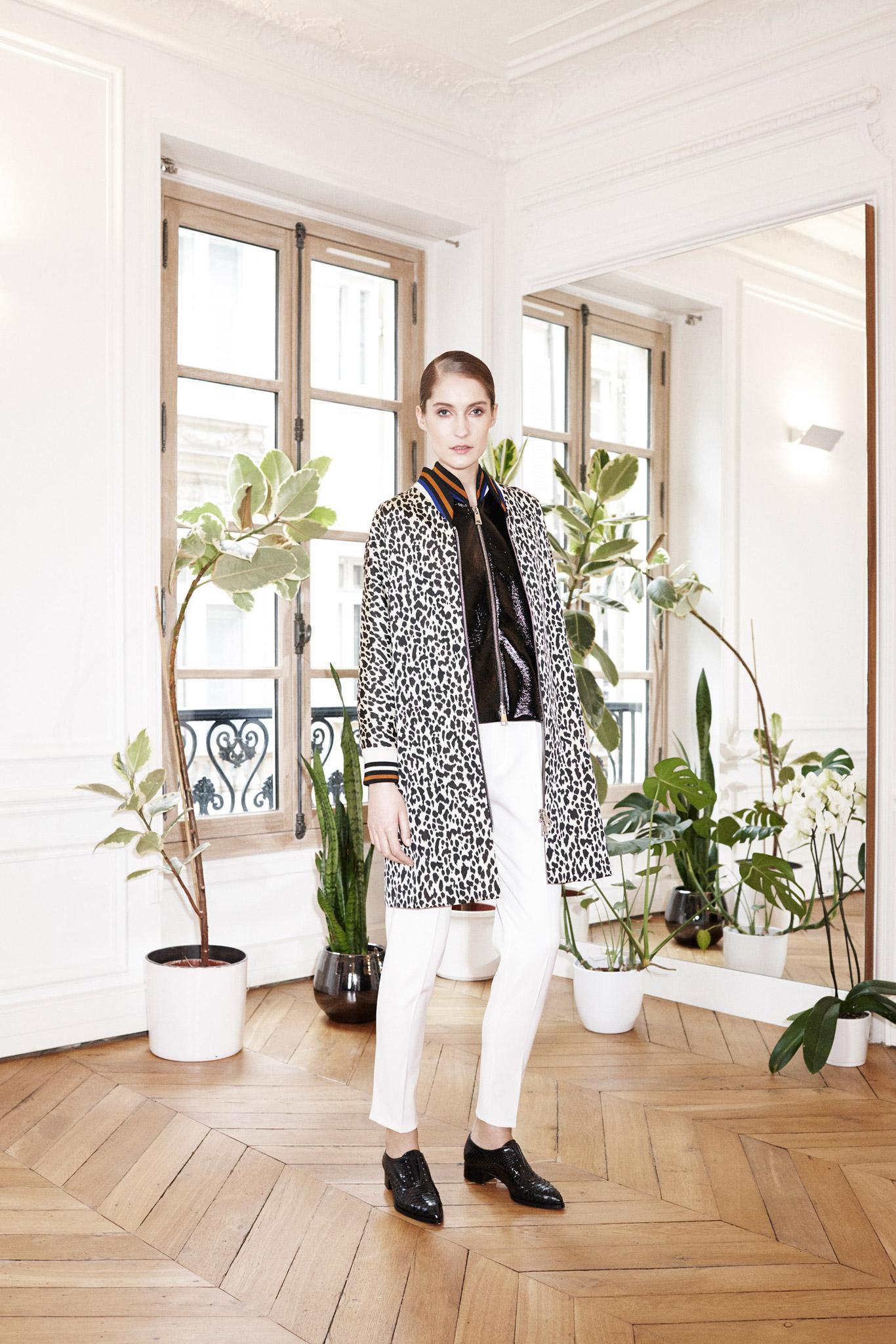 BOUCHRA JARRA AUTUMN/WINTER 2015-16 READY-TO-WEAR PARIS FASHION WEEK