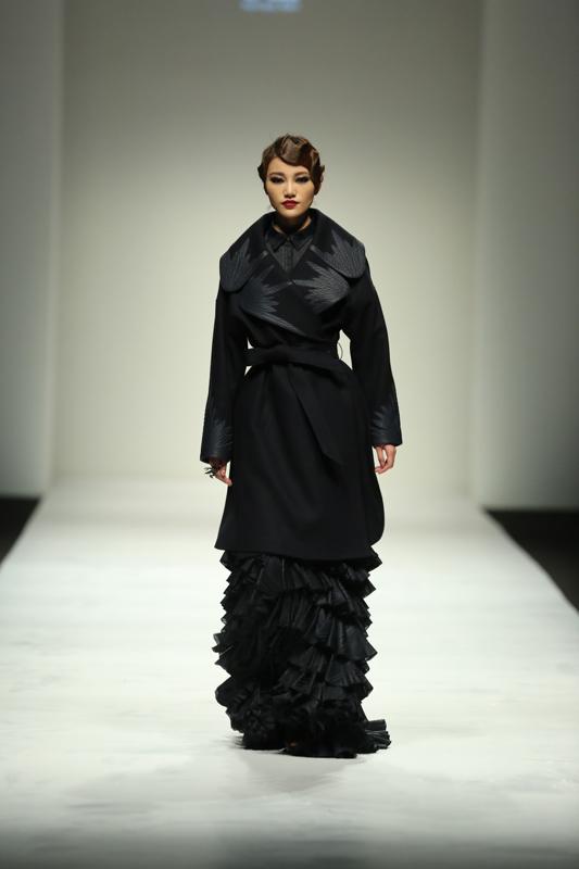 Christophe Terzian X Nn Aw 15 16 Shanghai Fashion Week Shanghai China Bessd