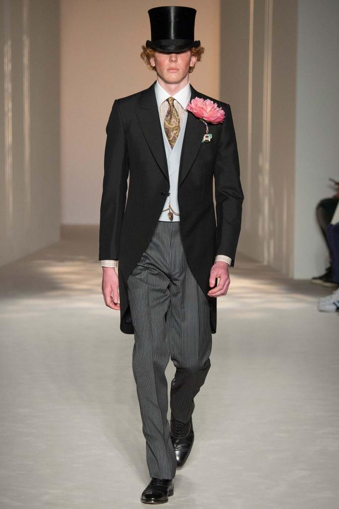 Dunhill Spring/Summer 2016 Menswear