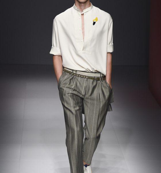 Salvatore Ferragamo Spring 2017 Menswear on Bessd